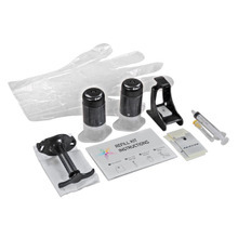 Refill Kit for Hewlett Packard (HP) 60 and 60XL Black Ink Cartridges