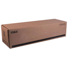 Original Black Laser Toner Cartridge (30,000 Page Yield) for Okidata 45460501