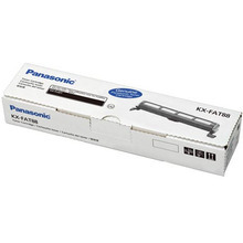OEM Panasonic Black Toner (KXFAT88) for use in KX-FL421