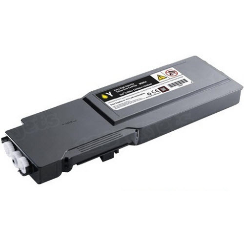 Original Dell (MD8G4) HY Yellow Toner Cartridge