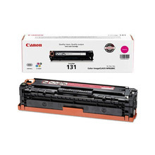 Canon 131 (1,500 Pages) High Yield Magenta Laser Toner Cartridge - OEM 6270B001AA