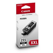 Canon PGI-255XXL Black OEM Extra High-Yield Ink Cartridge, 8050B001