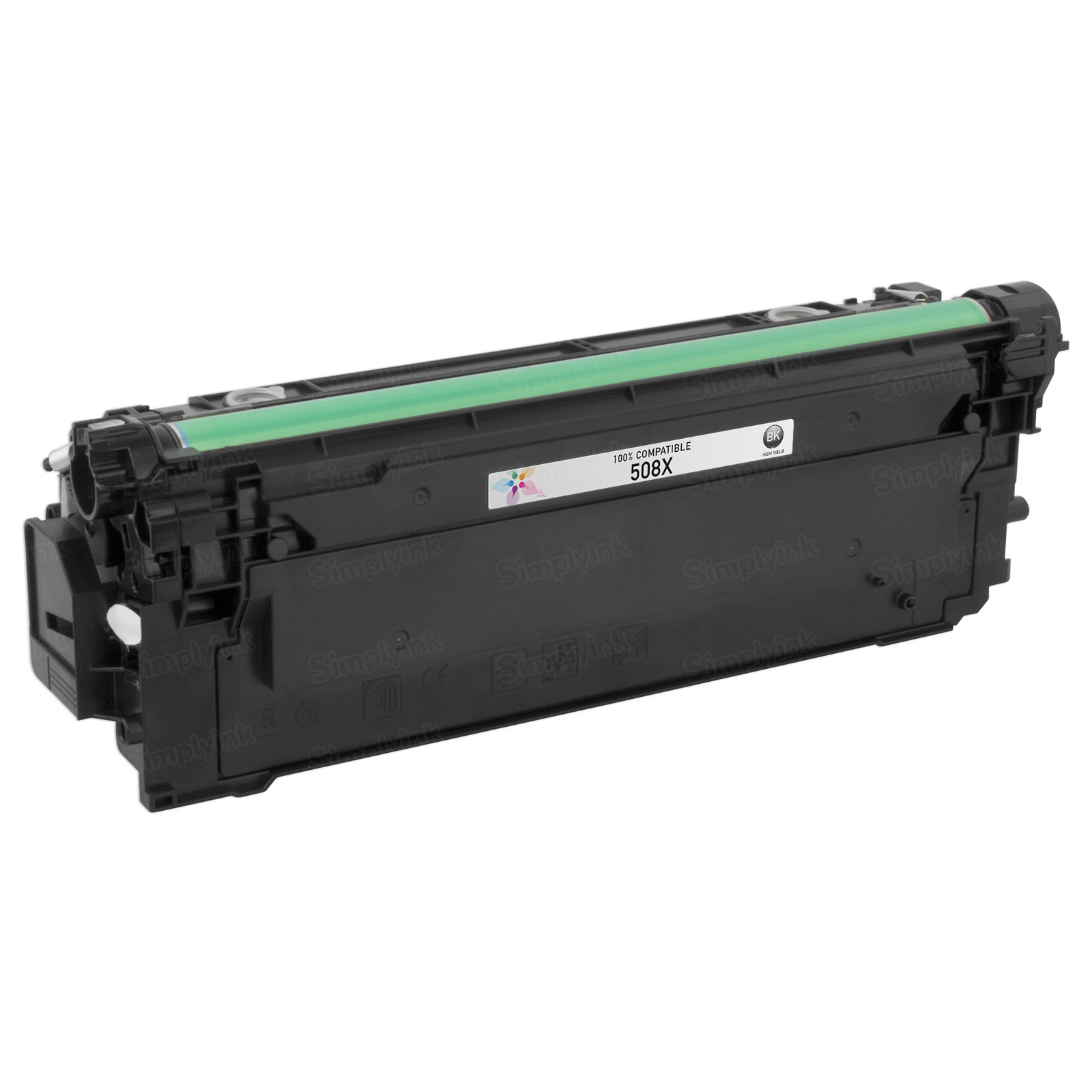 Replacement HY Black Toner for HP 508X