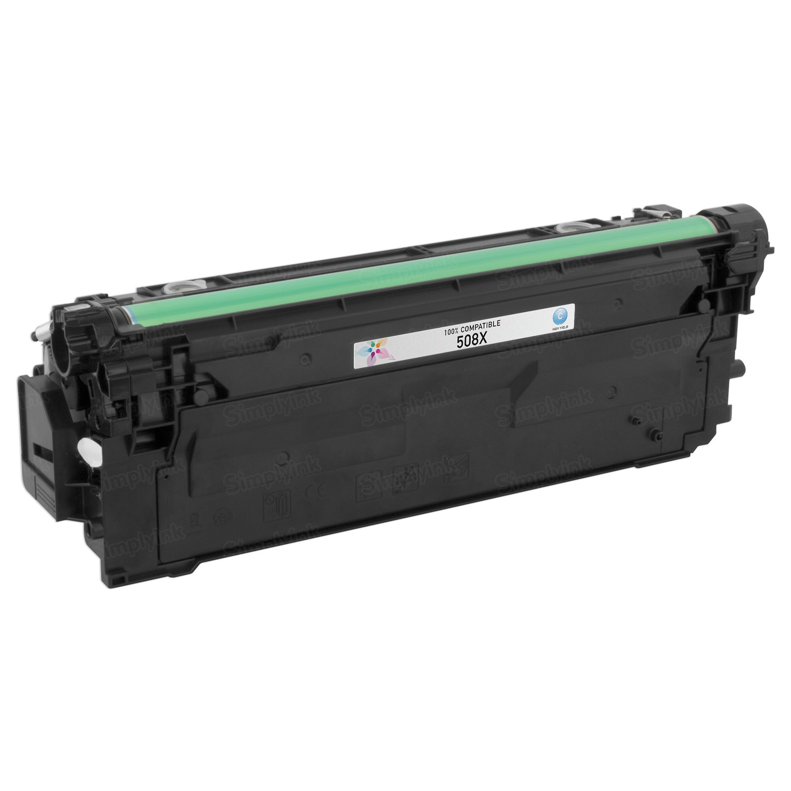 Replacement HY Cyan Toner for HP 508X