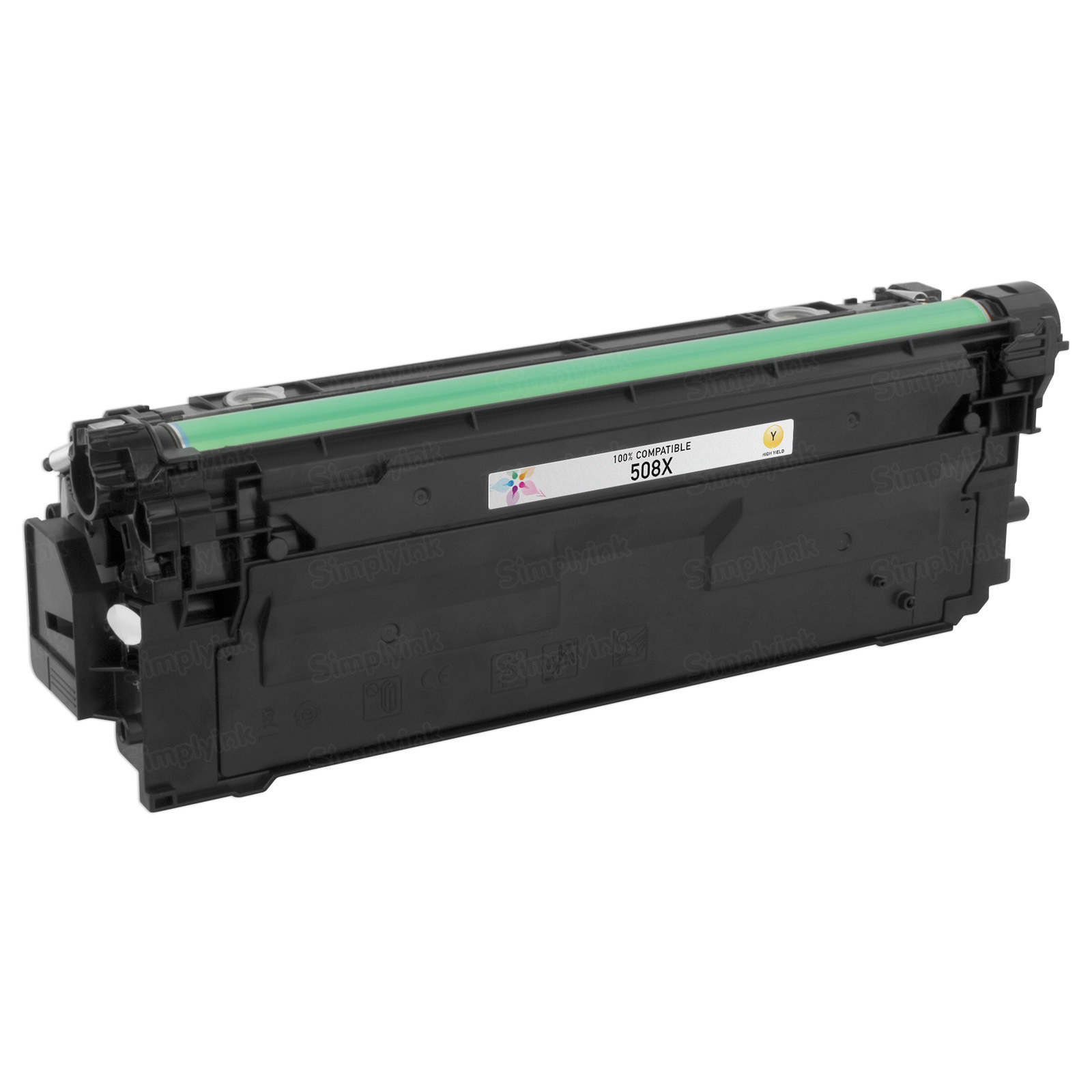 Replacement HY Yellow Toner for HP 508X
