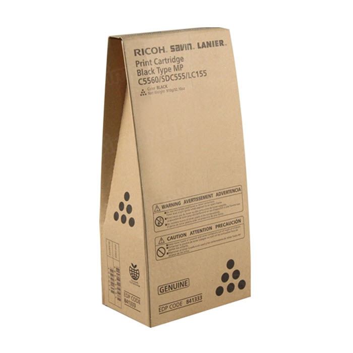 OEM 841333 Black High-Yield Toner for Ricoh