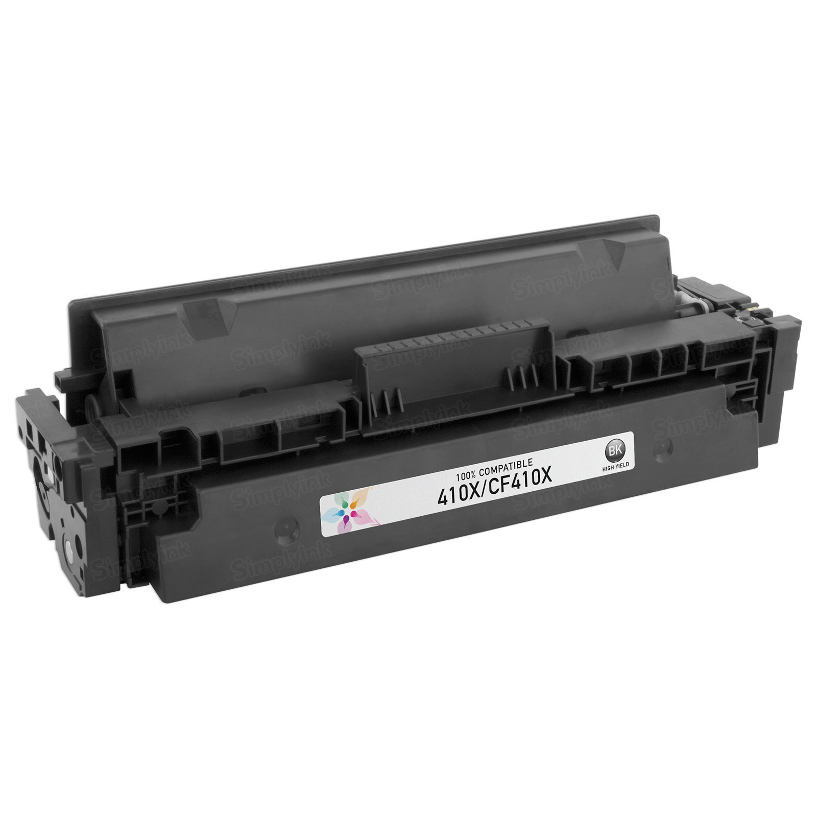 Replacement HY Black Toner for HP 410X