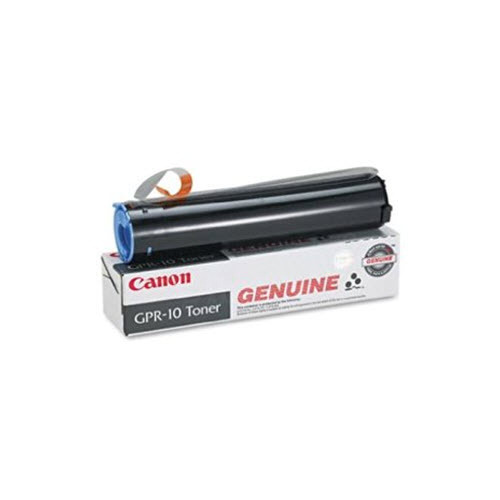Canon GPR10 Black Toner Cartridge, OEM