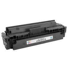 Replacement for HP 410X High Yield Cyan Laser Toner (CF411X)