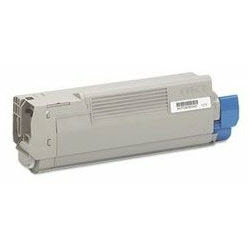 OEM Okidata 43866143 Cyan Toner Cartridge