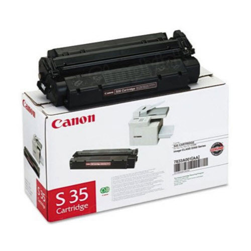 Canon S35 Black Toner Cartridge, OEM