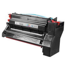 Toner Supplies for IBM Printers - Remanufactured 75P4048 High Yield Cyan Laser Toner Cartridges