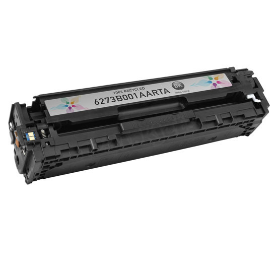 Canon Remanufactured 131 II HY Black Toner