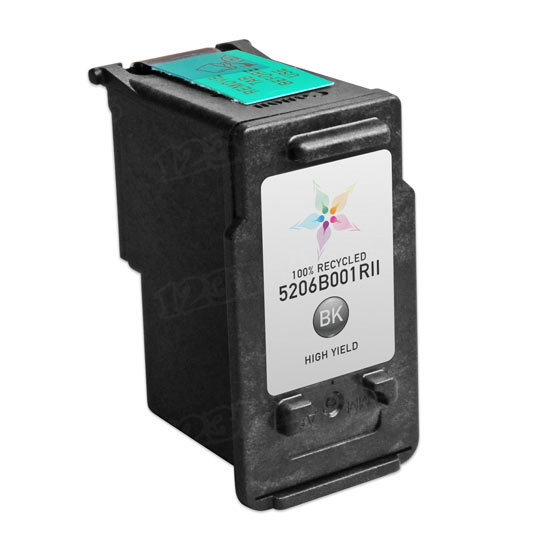 Canon Remanufactured PG-240XL HY Black Ink