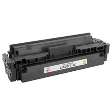 Replacement for HP 410X High Yield Yellow Laser Toner (CF412X)