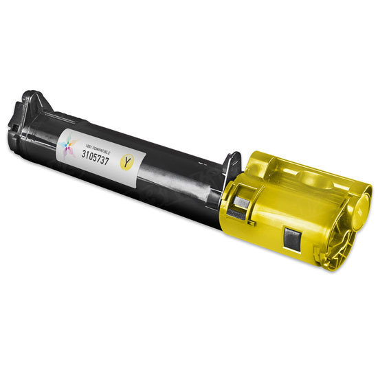 Compatible Alternative for 310-5737 Yellow Toner