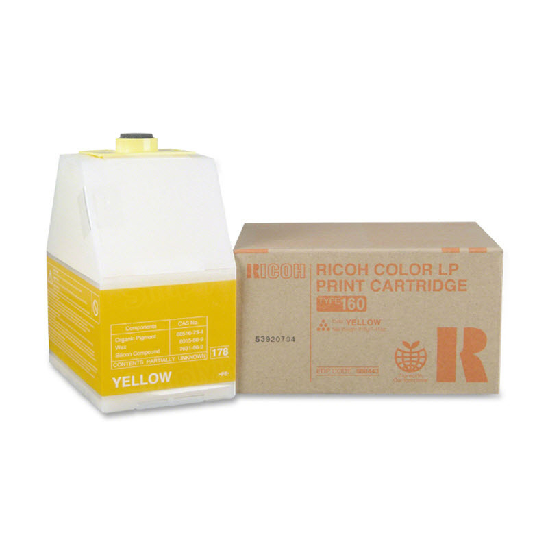 OEM 888443 Yellow Toner for Ricoh