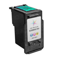 Remanufactured Canon CL-241XL / 5208B001 High Yield Color Ink Cartridges