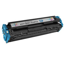 Canon 131 (1,400 Pages) Cyan Laser Toner Cartridge - Remanufactured 6271B001AA