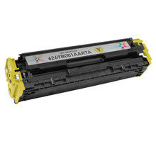 Canon 131 (1,400 Pages) Yellow Laser Toner Cartridge - Remanufactured 6269B001AA