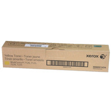 Xerox OEM 006R01454 Yellow Toner for Workcentre 7120 / 7125 (15,000 Page Yield)