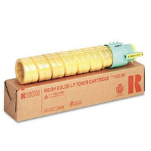 OEM Ricoh 888309 / Type 145 Yellow High-Yield Laser Toner Cartridge
