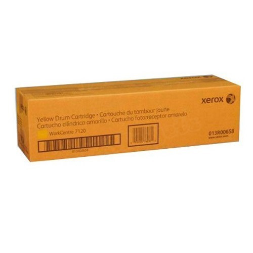Xerox 013R00658 (13R658) Yellow OEM Drum Unit