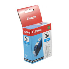 Canon BCI-3eC Cyan OEM Ink Cartridge, 4480A003