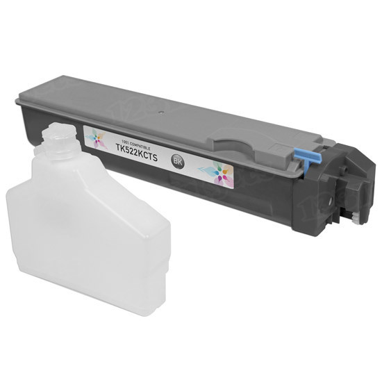 Kyocera-Mita Compatible 1T02HJ0US0 Black Toner Cartridge