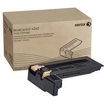 Xerox OEM 106R01408 Black Toner for WorkCentre 4250 (25,000 Page Yield)