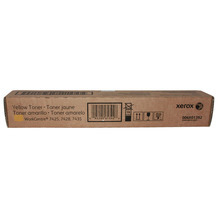 Xerox OEM 006R01392 Yellow Toner for WorkCentre 7428 / 7425 (15,000 Page Yield)