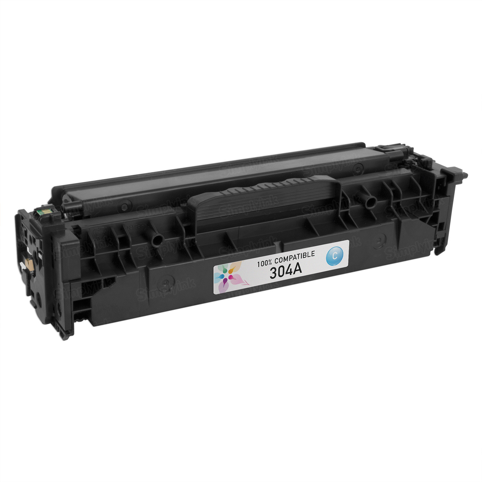 Replacement Cyan Toner for HP 304A