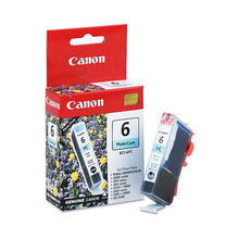 Canon BCI-6PC Photo Cyan OEM Ink Cartridge, 4709A003