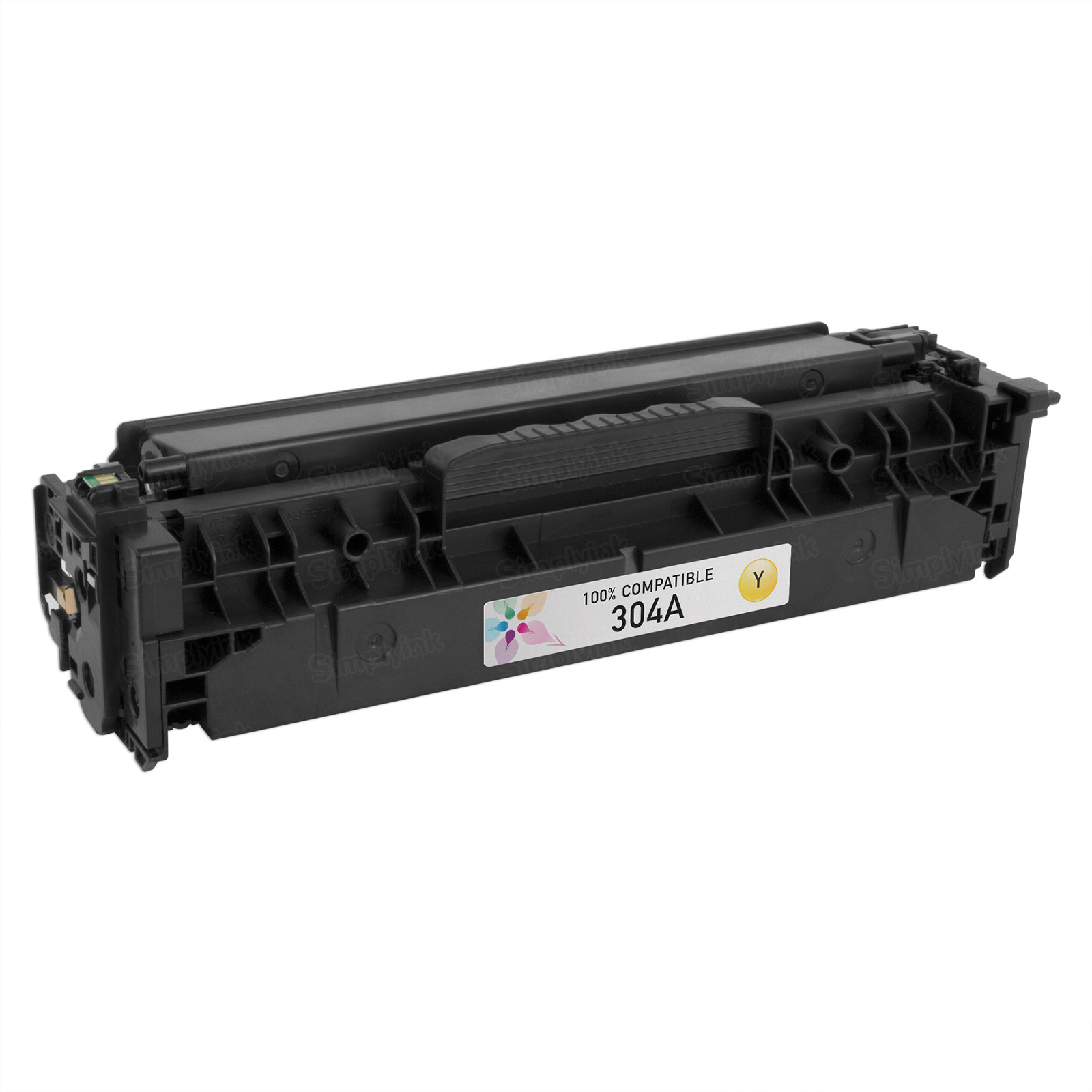 Replacement Yellow Toner for HP 304A