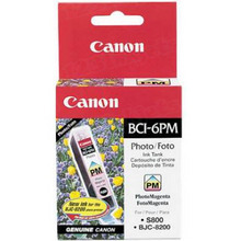 Canon BCI-6PM Photo Magenta OEM Ink Cartridge, 4710A003