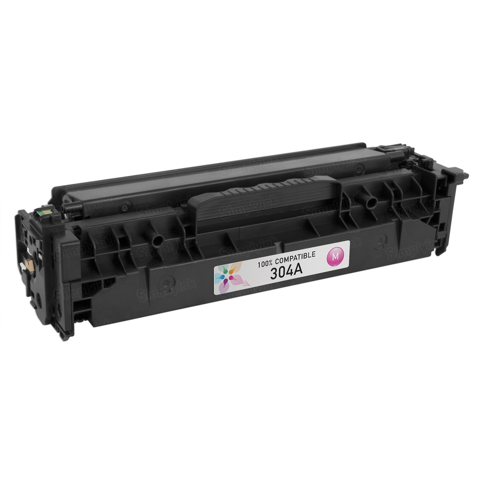 Replacement Magenta Toner for HP 304A