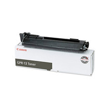 Canon GPR-13BK (23,000 Pages) High Yield Black Laser Toner Cartridge - OEM 8640A003AA