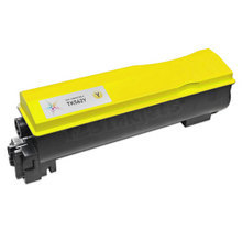 Compatible Kyocera-Mita TK562Y Yellow Laser Toner Cartridges for the Kyocera FS-C5300dn and FS-C5350dn