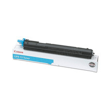 Canon GPR-13C (8,500 Pages) High Yield Cyan Laser Toner Cartridge - OEM 8641A003AA
