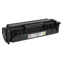 Compatible Canon 118 Yellow Toner Cartridge (2659B001AA) - 2,900 Page Yieldu00a0