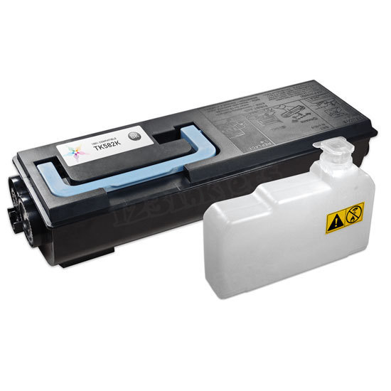 Kyocera-Mita Compatible TK582K Black Toner Cartridge