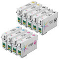Epson T126 Remanufactured Ink Set of 9