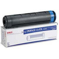 Okidata OEM Black 52109201 Toner Cartridge 5K Page Yield