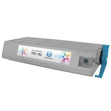 Remanufactured Konica-Minolta 950184 High Yield Cyan Laser Toner Cartridges for the Color Copier 7812