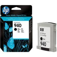 Original HP 940 Black Ink Cartridge in Retail Packaging (C4902AN)
