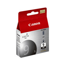 Canon PGI-9PBk Photo Black OEM Ink Cartridge, 1034B002