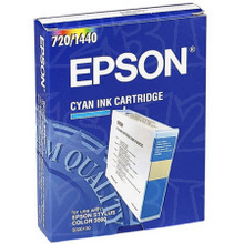 Original Epson S020130 Cyan Ink Cartridge