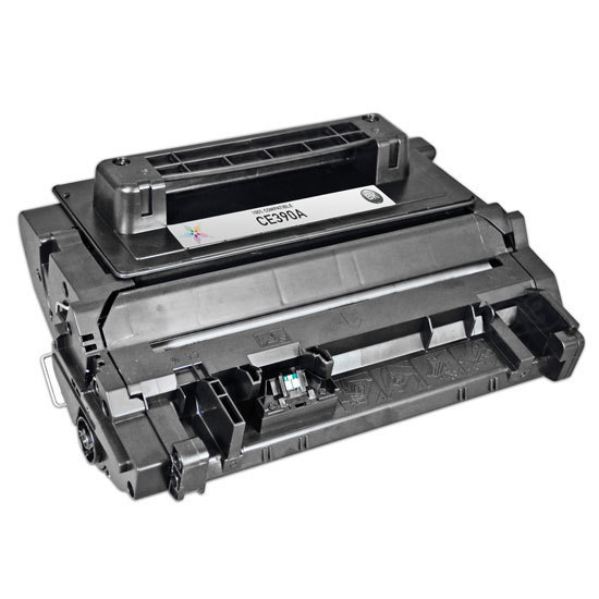 Compatible Brand Black Toner Cartridges for HP CE390A (HP 90A)