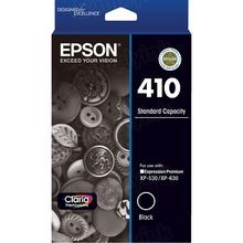 OEM Epson T410020 (410) Claria Hi-Definition Black Ink Cartridge