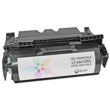 Lexmark Remanufactured High Yield Black Laser Toner Cartridge, 64415XA (32K Page Yield)